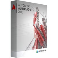 Autodesk AutoCAD LT 2015 Full OEM Version