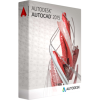 Autodesk AutoCAD 2015 Full OEM Version