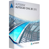 Autodesk AutoCAD Civil 3D 2015 Full OEM Version