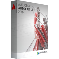 Autodesk AutoCAD LT 2016 Full OEM Version