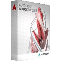 Autodesk AutoCAD 2016 Full OEM Version