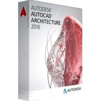 Autodesk AutoCAD Architecture 2016 Full OEM Version