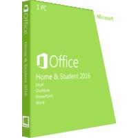 Microsoft Office Home & Student 2016 Full OEM Version