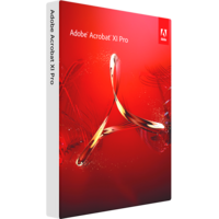 Adobe Acrobat XI Pro Student and Teacher Edition Full OEM Version