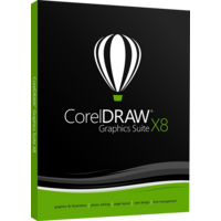 CorelDRAW Graphics Suite X8 Full OEM Version