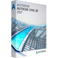 Autodesk AutoCAD Civil 3D 2017 Full OEM Version