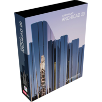 GraphiSoft ArchiCAD 20 Full OEM Version