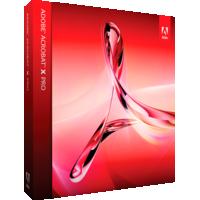 Adobe Acrobat X Pro Full OEM Version