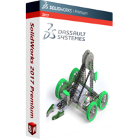 Solidworks 2017 Premium Full OEM Version
