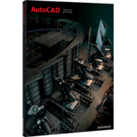 Autodesk AutoCAD 2012 Full OEM Version