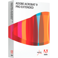 Adobe Acrobat 9 Pro Extended Full OEM Version