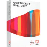 Adobe Acrobat 9 Pro Extended Full OEM Version