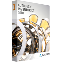 Autodesk Inventor LT 2018 Full OEM Version