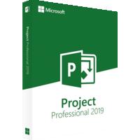 Microsoft Project Professional 2019 Full OEM Version