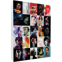 Adobe Creative Suite 6 Master Collection Full OEM Version
