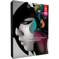 Adobe Creative Suite 6 Design Standard Full OEM Version