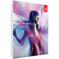 Adobe After Effects CS6 Full OEM Version