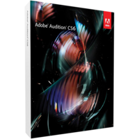 Adobe Audition CS6 Full OEM Version