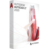 Autodesk AutoCAD LT 2020 Full OEM Version