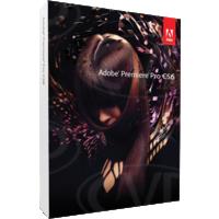 Adobe Premiere Pro CS6 Full OEM Version