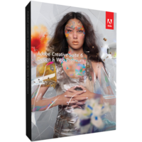 Adobe Creative Suite 6 Design & Web Premium Full OEM Version