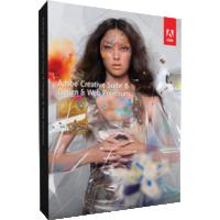 Adobe Creative Suite 6 Design & Web Premium Full OEM Version