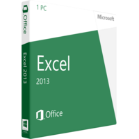 Microsoft Excel 2013 Full OEM Version