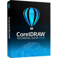 CorelDRAW Technical Suite 2020 Full OEM Version
