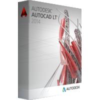 Autodesk AutoCAD LT 2014 Full OEM Version