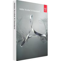 Adobe Acrobat XI Standard Full OEM Version